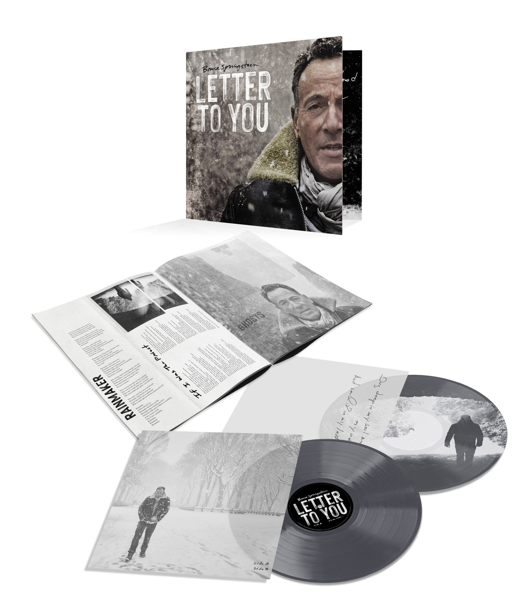 Letter to You:   - Bruce Springsteen [VINYL]