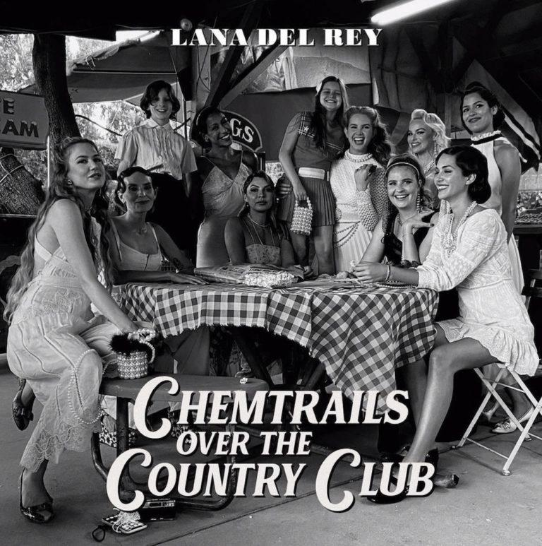 Lana Del Rey – Chemtrails Over The Country Club [Yellow Vinyl]