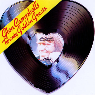 20 Golden Greats - Glen Campbell [CD]