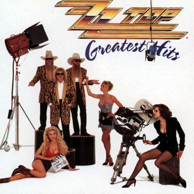 Greatest Hits - ZZ Top [CD]