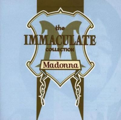 The Immaculate Collection - Madonna [CD]