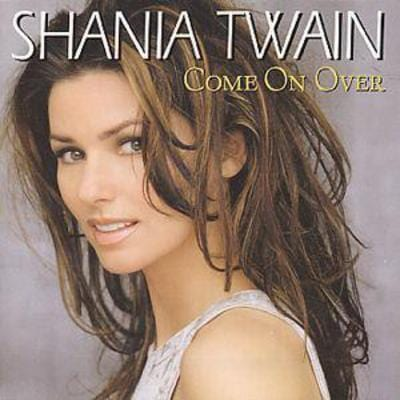 Come On Over - Shania Twain [CD]