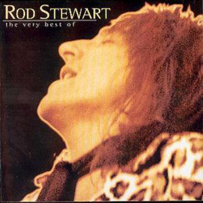 The Very Best Of Rod Stewart - Bas Hartong [CD]