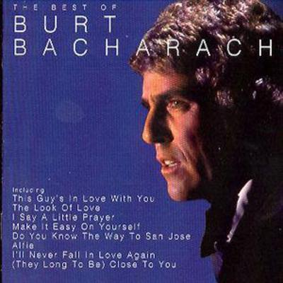 The Best Of Burt Bacharach - Burt Bacharach [CD]