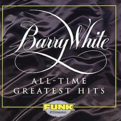 All-time Greatest Hits - Barry White [CD]