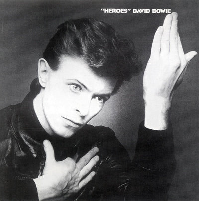 """Heroes"" - David Bowie [CD]"