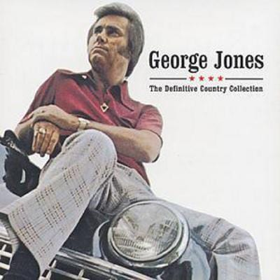The Definitive Country Collection - George Jones [CD]