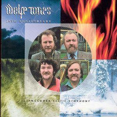 25th Anniversary: INCLUDES CELTIC SYMPHONY - The Wolfe Tones [CD]