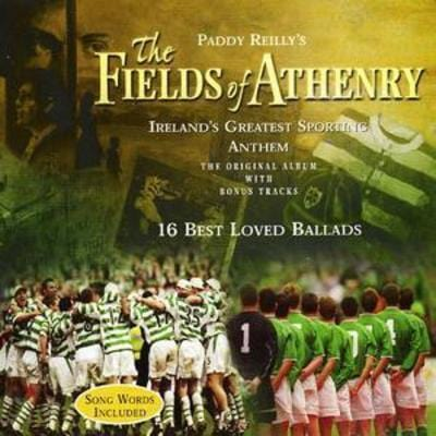 Fields of Athenry - Paddy Reilly [CD]