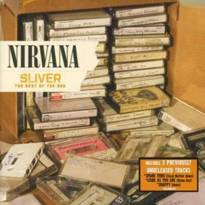 Sliver - The Best of the Box - Nirvana [CD]