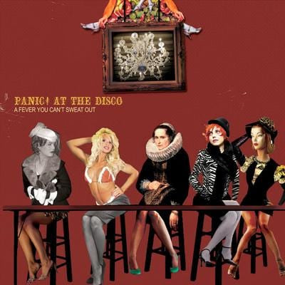 A Fever You Can't Sweat Out - Panic! At The Disco [CD]