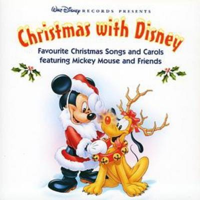 Christmas With Disney - Various Artists [CD]