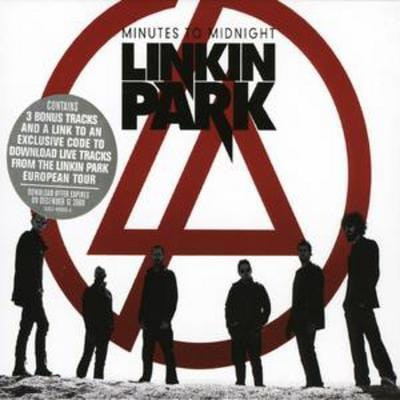 Minutes to Midnight - Linkin Park [CD Special Edition]