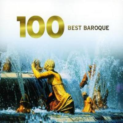 100 Best Baroque - Various Composers [CD]