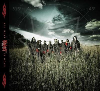 All Hope Is Gone - Slipknot [CD]