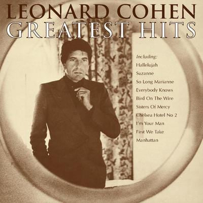 Greatest Hits - Leonard Cohen [CD]