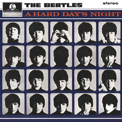 A Hard Day's Night - The Beatles [CD]