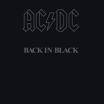 Back in Black - AC/DC [VINYL]
