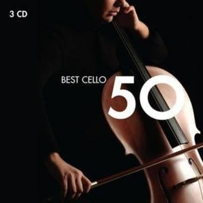 50 Best Cello - Johann Sebastian Bach [CD]