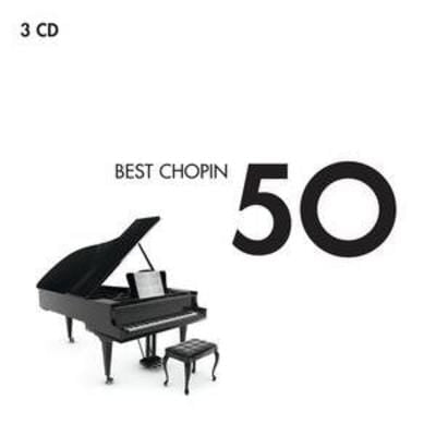 50 Best Chopin - Frederic Chopin [CD]