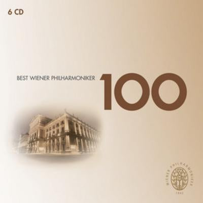 100 Best Wiener Philharmoniker - Wiener Philharmoniker [CD]