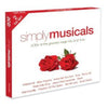 Simply Musicals - Various Artists [CD]