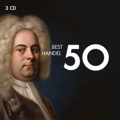 50 Best Handel - Georg Friedrich Handel [CD]