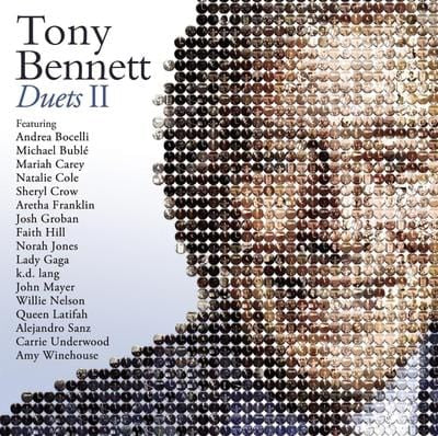Duets- Volume II - Tony Bennett [CD]