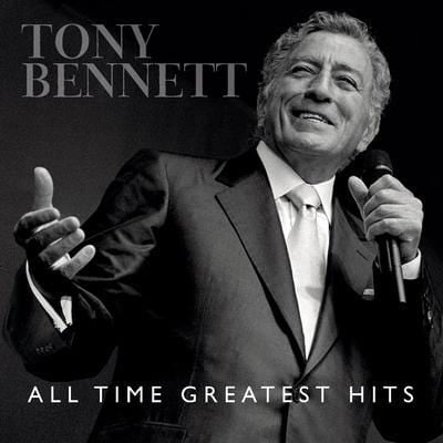 All Time Greatest Hits - Tony Bennett [CD]
