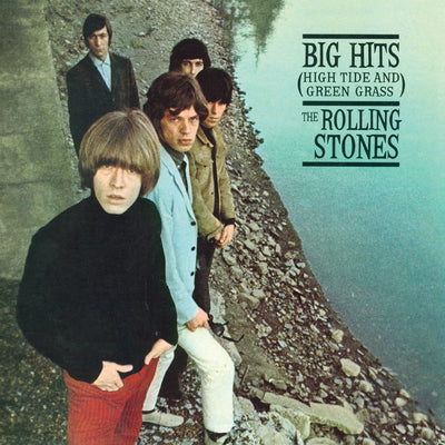 Big Hits (High Tides Green Grass) - The Rolling Stones [VINYL]