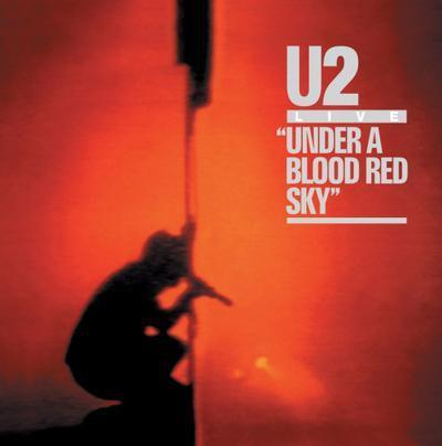Under a Blood Red Sky - U2 [VINYL]