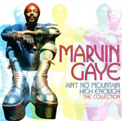 Ain't No Mountain High Enough: The Collection - Marvin Gaye [CD]