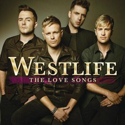 The Love Songs - Westlife [CD]