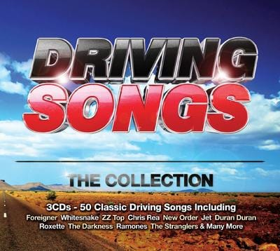 Driving Songs - The Collection - Various Artists [CD]