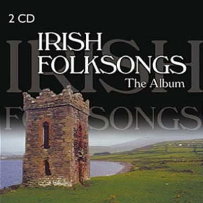 Irish Folksongs - The Shamrock Singers [CD]