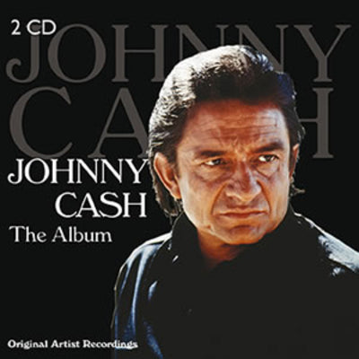 The Album - Johnny Cash [CD]