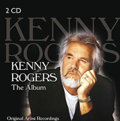 The Album - Kenny Rogers [CD]