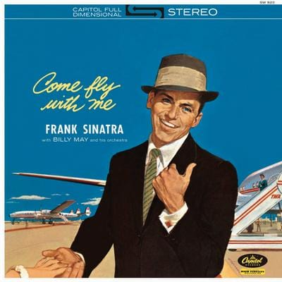 Come Fly With Me - Frank Sinatra [VINYL]