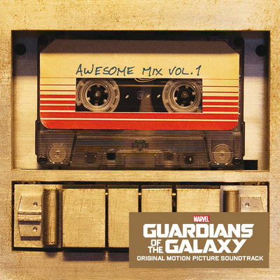 Guardians of the Galaxy: Awesome Mix, Vol. 1 - Various Artists [CD]