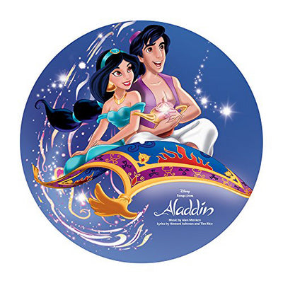 Songs from Aladdin - Various Performers [VINYL]