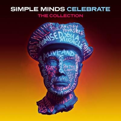 Celebrate: The Collection - Simple Minds [CD]
