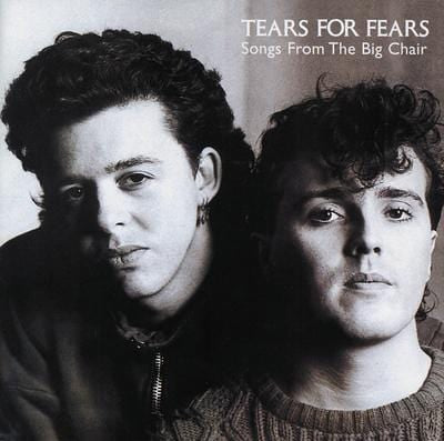 Songs from the Big Chair - Tears for Fears [VINYL]