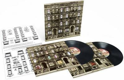 Physical Graffiti - Led Zeppelin [VINYL]
