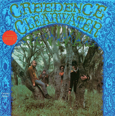 Creedence Clearwater Revival - Creedence Clearwater Revival [VINYL]