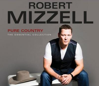 Pure Country: The Essential Collection - Robert Mizzell [CD]