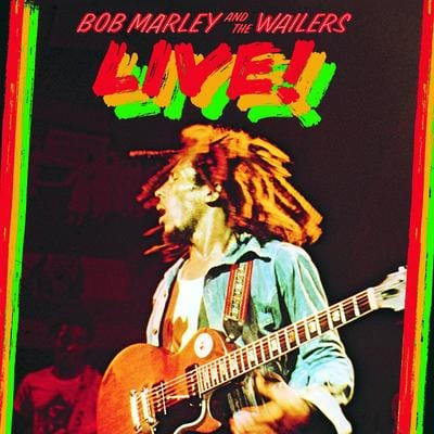 Live! - Bob Marley and The Wailers [VINYL]