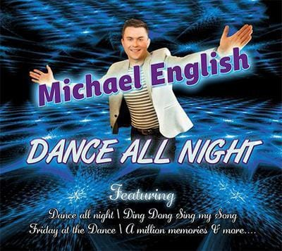Dance All Night - Michael English [CD]