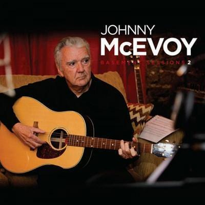 Basement Sessions- Volume 2 - Johnny McEvoy [CD]