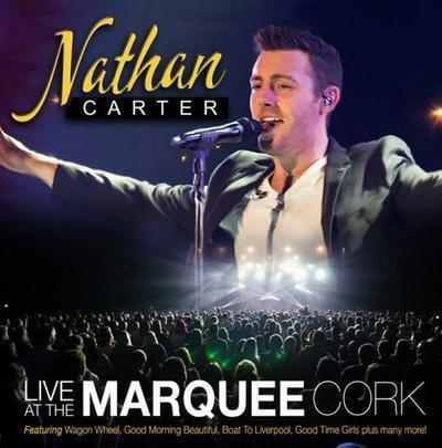 Live at the Marquee, Cork - Nathan Carter [CD]