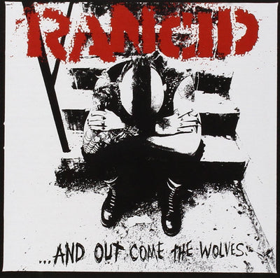 ...And Out Come the Wolves - Rancid [VINYL]